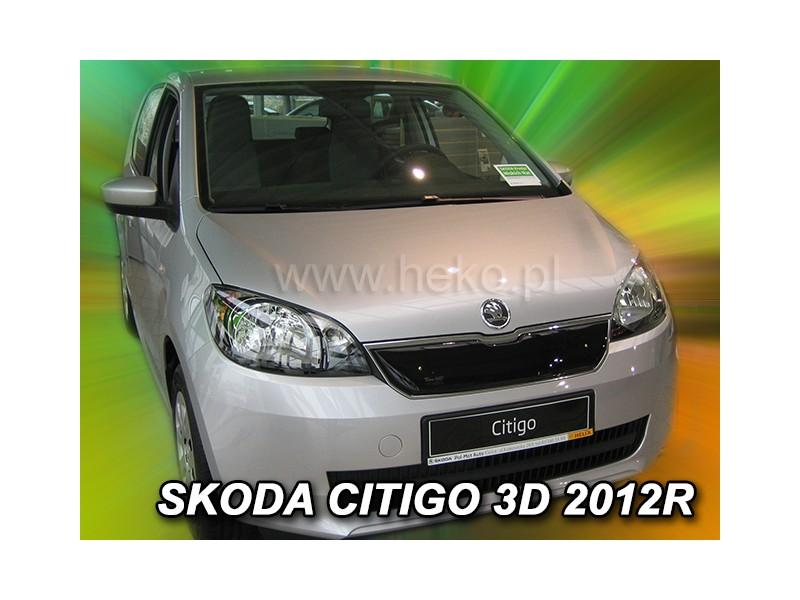 Zimná clona - kryt chladiča, Škoda Yeti, 3/5 dvér., 2012->