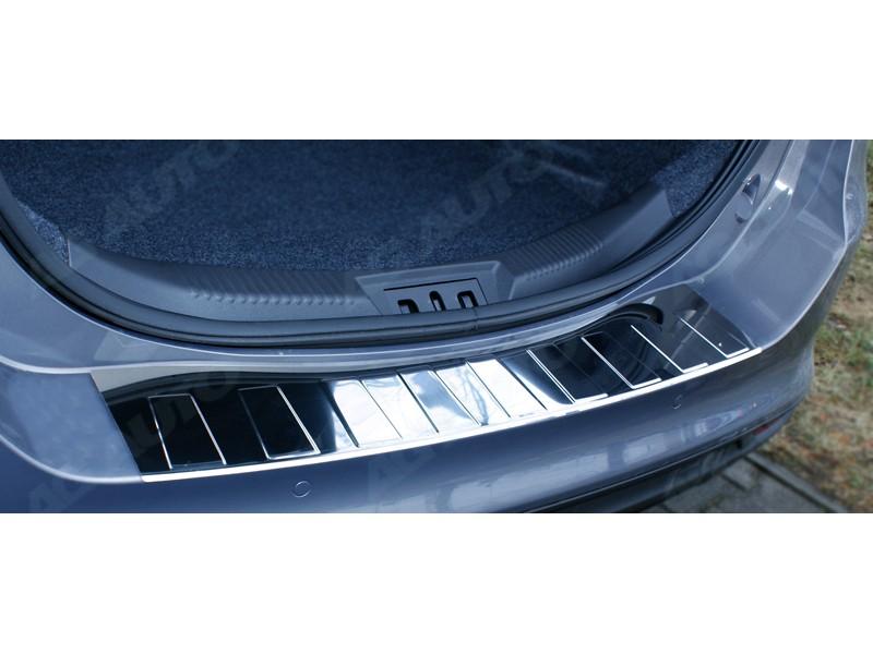 Nerezový kryt hrany kufra, Ford Mondeo V, 2014->, Liftback