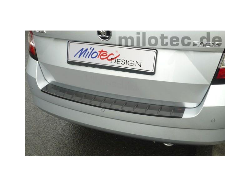 Kryt prahu kufra, ABS-čierna metaliza, Škoda Fabia III, 2014->, Combi