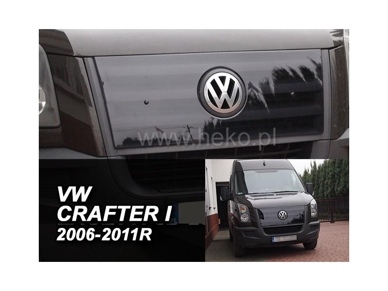 Zimná clona - kryt chladiča, VW Crafter I, 2006-2011