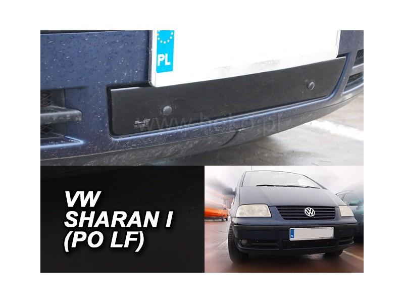 Zimná clona - kryt chladiča, VW Sharan, 2000 - 2010, dolná