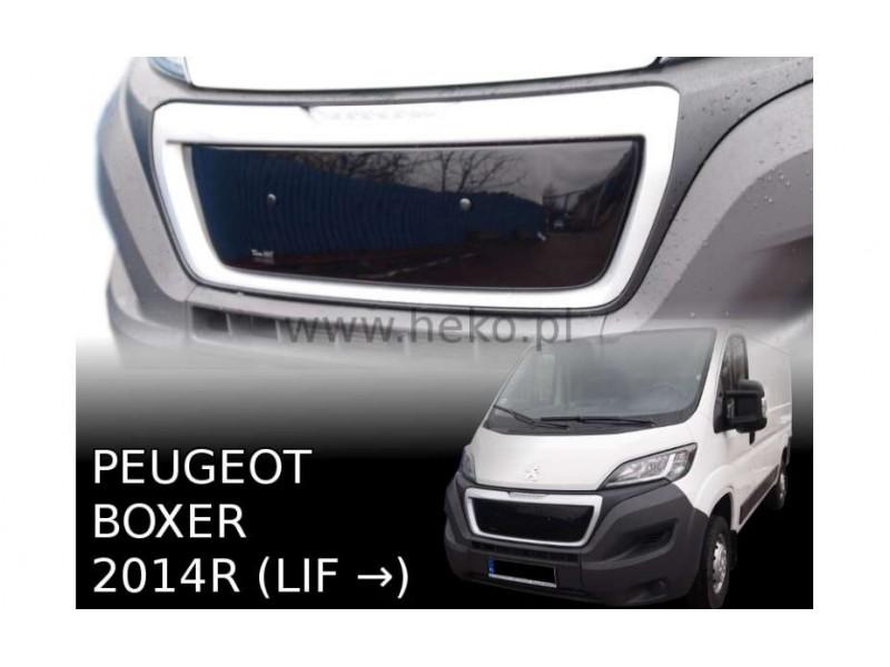 Zimná clona - kryt chladiča, Peugeot Boxer, 2014->