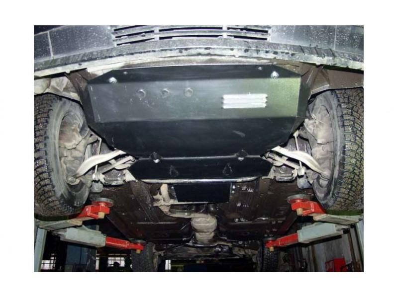 Kryt motora, BMW 3-er, (E36), 1990->2000, ohýbaný, oceľ 2 mm