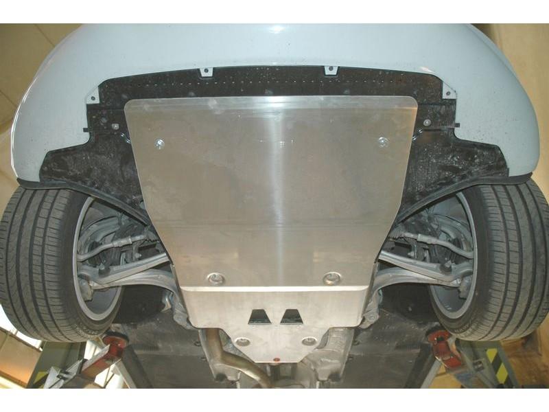 Kryt motora a prevodovky, AUDI A5, (8T; 8F), 2012->, ohýbaný, hliník 5 mm