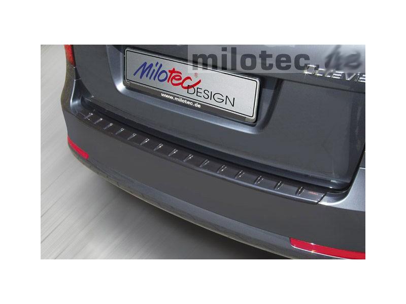 Kryt prahu kufra, ABS-černá metalíza, Škoda Octavia II, 2008 - 2013, Limousine