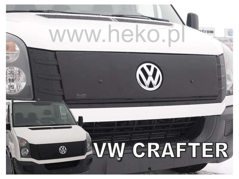 Zimná clona - kryt chladiča, VW Crafter II, 2011->