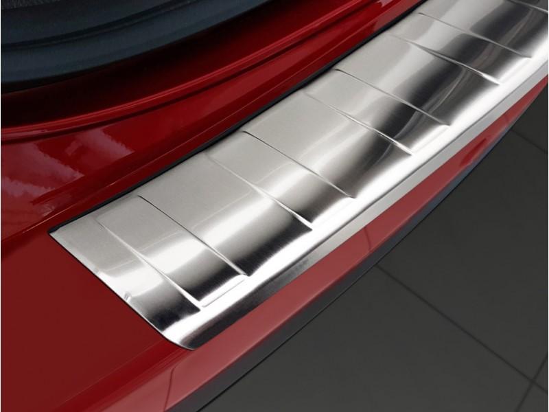 Nerezový kryt hrany kufra, Mazda CX-5 II, 2017->