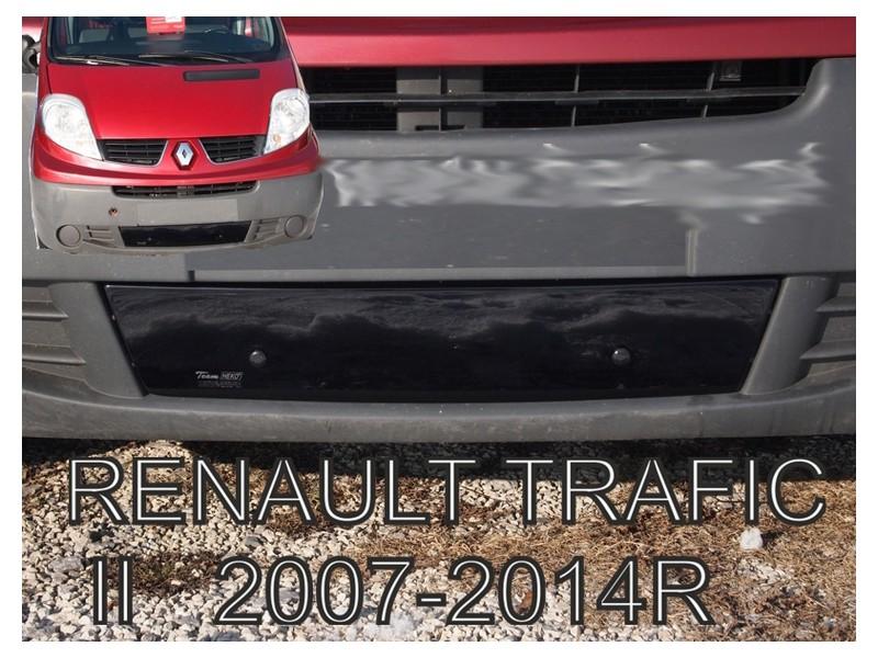 Zimná clona - kryt chladiča, Renault Trafic II, 2007 - 2014