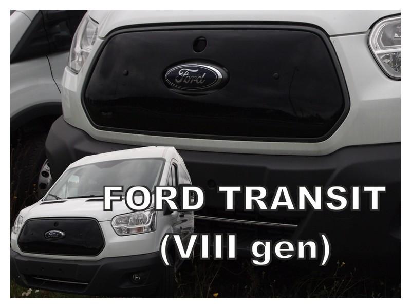 Zimná clona - kryt chladiča, Ford Transit VIII, 2014 -