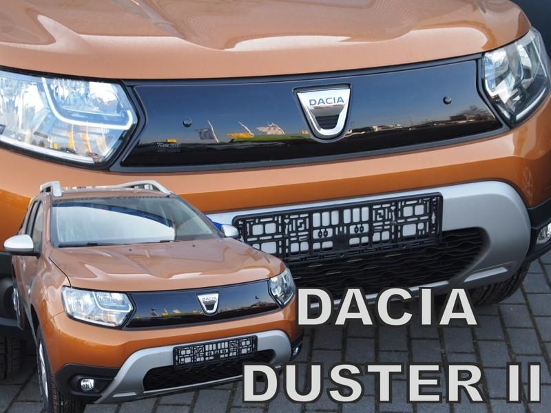 Zimná clona - kryt chladiča, Dacia Duster II, 2018 -
