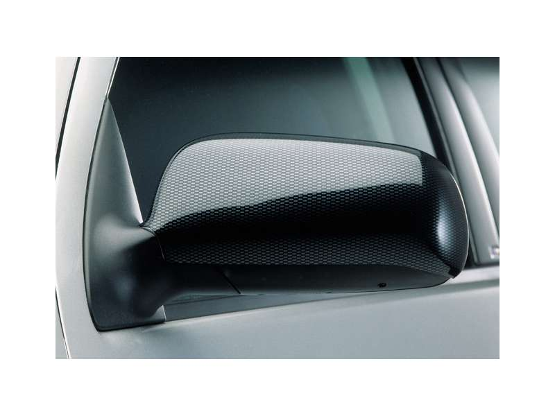 Kryty zrcátek Milotec - ABS karbon, Škoda Superb I, 03/02–›08/06
