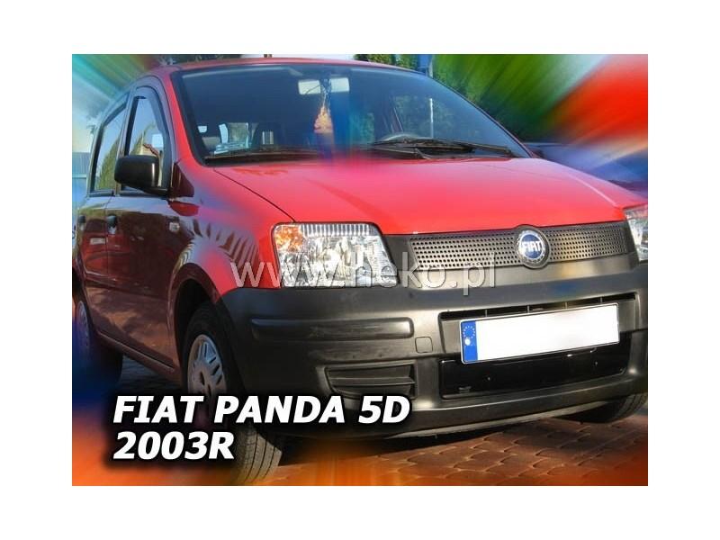 Zimná clona - kryt chladiča, Fiat Panda 5 dvér., 2003->