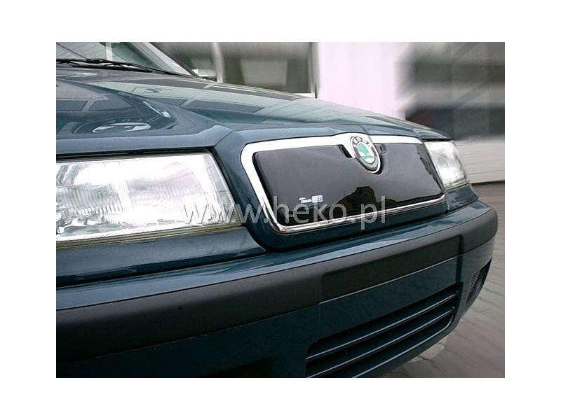 Zimná clona - kryt chladiča, Škoda Felicia, 1998->, HB, Combi, (horná)