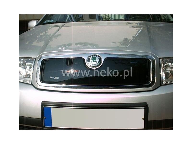 Zimná clona - kryt chladiča, Škoda Fabia I, 2000->