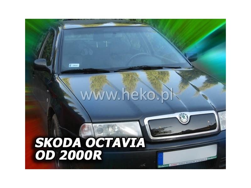 Zimná clona - kryt chladiča, Škoda Octavia I, 2000->2004, Limousine / Combi