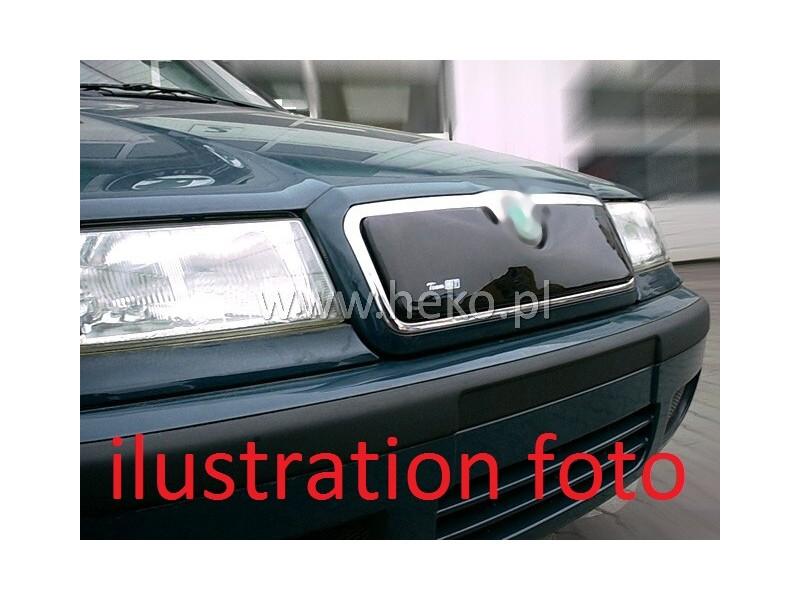 Zimná clona - kryt chladiča, Opel Astra II G / Classic 4/5 dvér., 03/1998->